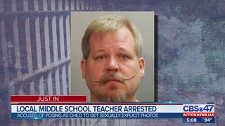 Jacksonville teacher posed as teen, targeted past students, report says