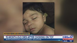 One year old dies after an incident at a local daycare