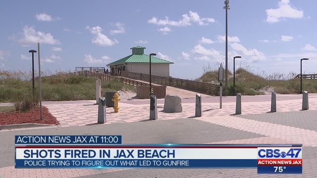 Jacksonville Beach Shots Fired Fight Leads To Police Say Wjax Tv