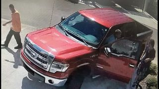 PHOTOS: Jacksonville police searching for suspects in burglary, auto theft
