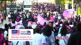 October is Breast Cancer Awareness Month: Making Strides Against Breast Cancer