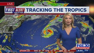 Tracking the Tropics: October 2, 2018