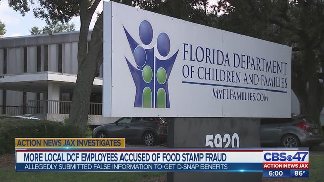 17 Northeast Florida Dcf Workers Fired Over Emergency Food Stamp