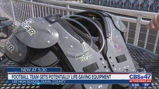 Lee High School gets potentially life-saving equipment