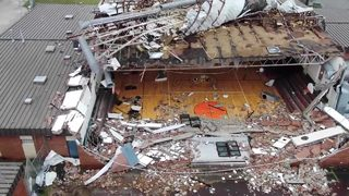 Aftermath of Hurricane Michael: photos, video