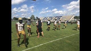 Jacksonville-area high school football scoreboard