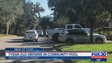 7-year-old drowns in community pool