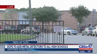 DCPS to add metal detectors to all high schools