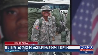 Fort Campbell soldier from Jacksonville dies in off-duty shooting