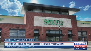Grocery store moving into old best buy location