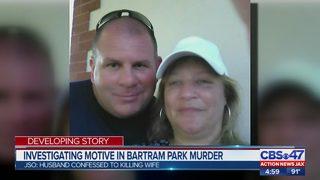Investigating motive in Bartram Park murder