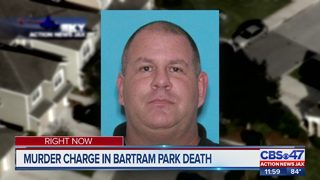 Man faces murder charge in death of Bartram Park woman
