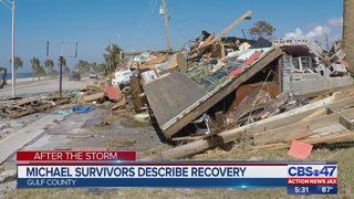 Michael survivors describe recovery
