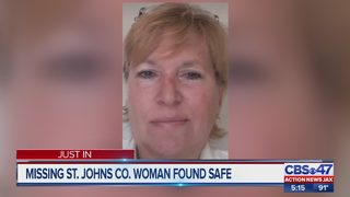 Clay County missing woman found