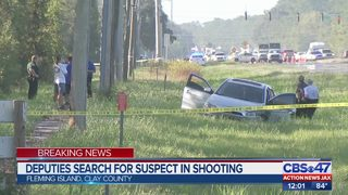 Clay County deputies arrest driver wanted in connection to U.S. 17 shooting