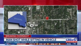 Man shot multiple times in Mandarin parking lot, Jacksonville police say