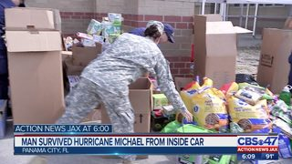 Convoy of Care delivers 43 tons of supplies to hurricane victims in Florida Panhandle