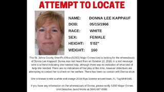 St. Augustine woman found safe after search