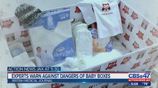 Experts warn against dangers of baby boxes