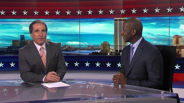Floridas Ethics Probe Into Gillum To Linger Past Election WJAX TV