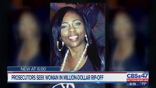 Prosecutors seek woman in million-dollar rip-off