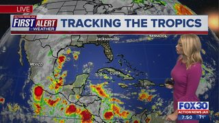 Tracking the Tropics: October 18, 2018