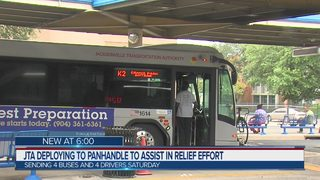 JTA deploying to panhandle to assist in relief effort