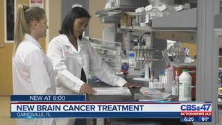 New brain cancer treatment