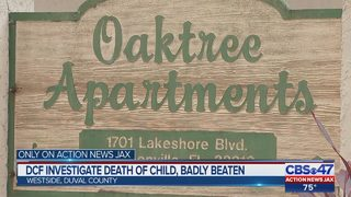DCF says child in abuse investigation has died