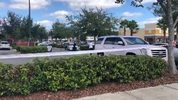Multiple witnesses have described a shootout that happened behind the Panda Express on Beach Blvd. near Hodges Blvd. midday Sunday.