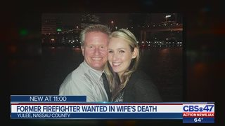Nassau firefighter, wanted for DUI manslaughter in death of wife, found dead
