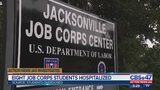 Eight job corps student hospitalized