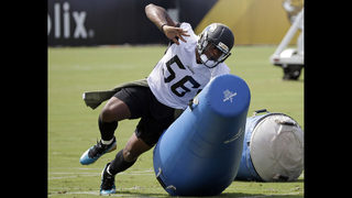Jaguars trade former first round pick to Los Angeles Rams