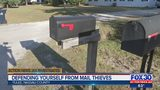 Defending yourself from mail thieves