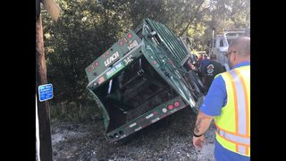 Train strikes dump truck in Putnam County, according to officials