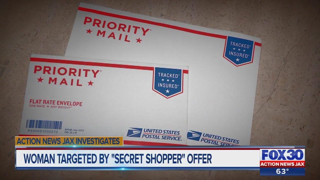 Secret shopper scheme targeting unsuspecting victims by