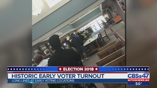 Final day of early voting in Duval County