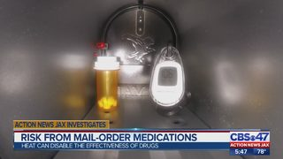 Risk from mail-order medications