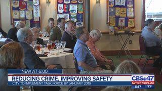 Jacksonville City Council President, Mayor give update on status of Crime & Safety Task Force