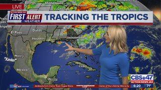 Tracking the Tropics: November 6, 2018