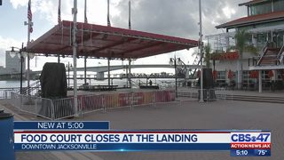 Jacksonville Landing says city neglected to maintain property, affecting business