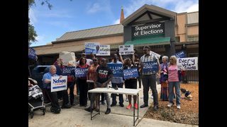 Duval County election staff to begin recount Sunday