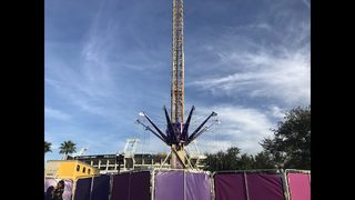 Children, adults injured during ride malfunction at Jacksonville Fair