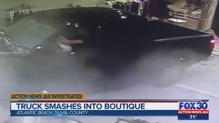 Atlantic Beach boutique hit by vehicles 4 times in 5 years
