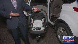 Experts say children napping in a car seat can be deadly