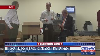 Elections 2018: Malfunctions at Duval County Supervisor of Elections set recount process back