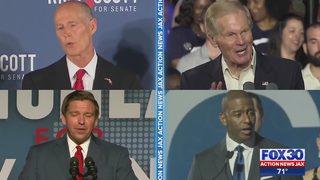 Florida election 2018: Ballot recount underway