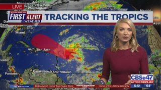 Tracking the Tropics: November 12, 2018