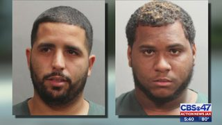 Atlantic Beach package theft suspects arrested