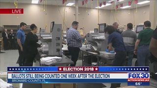 Florida election 2018: Duval County recount reconvenes at 9 A.M.